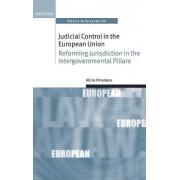Judicial Control in the European Union by Alicia Hinarejos