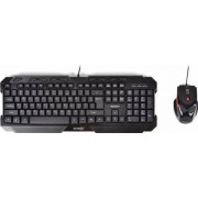 Kit Tastatura + Mouse Orico KMS26 Gaming Combo