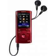"MP4/MP3 Player Sony Walkman E384R, TFT 1.77"", 8GB Flash (Rosu)"