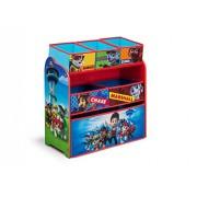 Delta Children TB84998PW-1121 - cajas de juguetes y de almacenamiento (Toy organizer, Multicolor, Imagen, Tela, Madera)