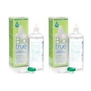 Biotrue Multi-Purpose 2 x 360 ml avec étuis