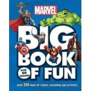 Marvel Big Book of Fun by Parragon Books Ltd