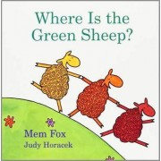 Where Is the Green Sheep? by Judy Horacek
