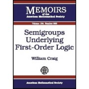 Semigroups Underlying First-order Logic by William Craig