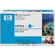 Toner HP C9721A Cyan LaserJet 4600 4650 series 8000 pag.
