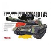 Maquette Accessoires Militaires : German Main Battle Tank Leopard 1 A5-Meng