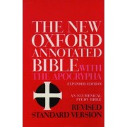 The New Oxford Annotated Bible with the Apocrypha by Herbert Gordon May