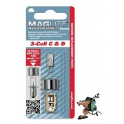 Maglite Magnum Star Xenon lamp for 3 cell