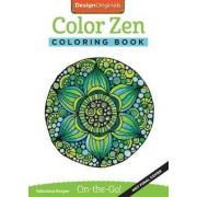 Color Zen Coloring Book by Valentina Harper