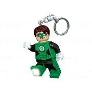 Breloc cu lanterna LEGO Green Lantern (LGL-KE66)