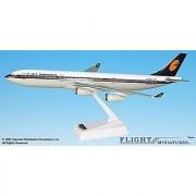 Flight Miniatures Jet Airways Airbus A340-300 1:200 Scale