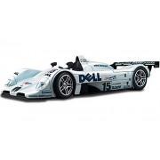 Le Mans 1999 Bmw V12 Lmr Race Car #15, White Maisto Gt Racing 38882 1/18 Scale Diecast Model Toy Car