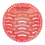 * FRE-PRO Wave 2.0 Vonné pisoárové sitko 2Ks! Farba a vôňa: červená - kiwi&grep