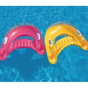 Intex Inflatable Sit-N-Float - Unique Design for Extra Pool Fun