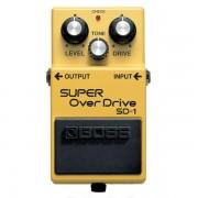 Boss Sd-1 (Sd1) Super Overdrive - Pédale D'effet Overdrive
