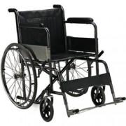 sedia a rotelle / carrozzina pieghevole standard - disabili e anziani