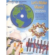 Let's Make Music! by Jessica Baron Turner