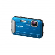 Panasonic DMC-TS30R LUMIX Active Lifestyle Tough Camera (BLUE) +Action Kit
