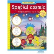 Cum sa desenez - Spatiul cosmic