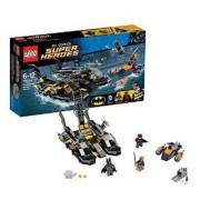 Lego The Batboat Harbor Pursuit Multi Color