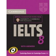Cambridge IELTS 8. Self-Study Pack