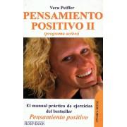 Libro Pensamiento positivo II. Vera Peiffer (L)
