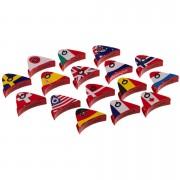 Prologo World Flag Clip - Canada
