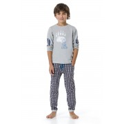 Pijama baietei Bear Trace