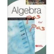 Algebra pas cu pas. Mic memorator matematic - Loredana Teleaga