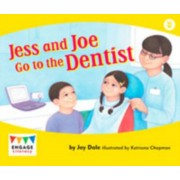 Jess And Joe Go To The Dentist Pack Of 6