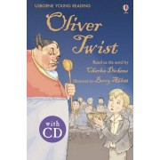 Oliver Twist CD(Mary Sebag-Montefiore)