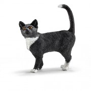 Schleich - 13770 - Figurine Animal - Chat Debout