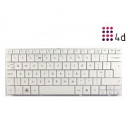 4d - Replacement Laptop Keyboard for HP-Mini-110-White