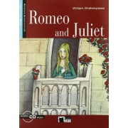 Cideb Editrice S.R.L. Romeo And Juliet+cd-rom (reading Shakespeare) (Black Cat. reading And Training)