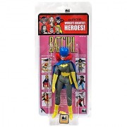 DC Worlds Greatest Heroes! Kresge Retro Style Series 1 Batgirl 8 Action Figure