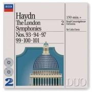 J. Haydn - London Symphonies2 (0028944261424) (2 CD)
