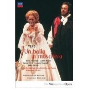 Luciano Pavarotti, Katia Ricciarelli, Judith Blegen - Verdi: Un Ballo In Maschera (DVD)