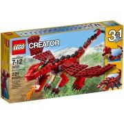 LEGO® Creator Creaturi roşii 31032