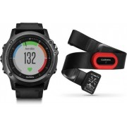 Garmin fenix 3 Sapphire HR GPS - Bundle