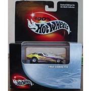 Hot Wheels 100% 1967 Corvette #20 2002 by Mattel
