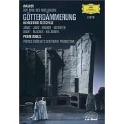 Boulez - Wagner: GÖtterdÄmmerung (DVD)