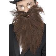 Smiffy's - Disfraz de barba , talla única (22833)