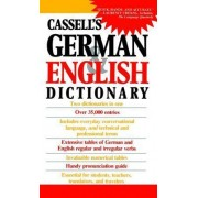 Cassell's German & English Dictionary by Sasse