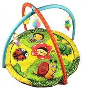 DanyBaby Play Gym Mat Flower Angel with Animal Friends