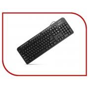 Клавиатура Crown CMK- 300 Black USB