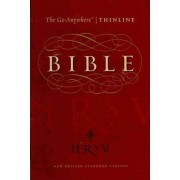 NRSV: The Go-Anywhere Thinline Bible by Harper Bibles