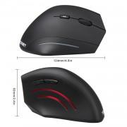 TeckNet M012 2.4G Nano Vertical Ergonomic Optical Mouse - вертикална ергономична оптична мишка (за Mac и PC)