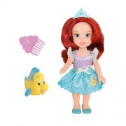 """my first Disney Princess Disney Princess Petite Doll and """"Little Mermaid"""" The Little Mermaid Ariel Furanda [parallel import goods] Not Available in Japan (japan import)"""