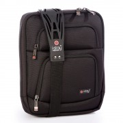 "Geanta laptop/I-pad 12"", din polyester, FALCON I-stay Executive"
