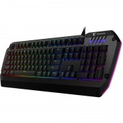 Tastatura gaming Tesoro Colada Spectrum G3SFL LED Aluminum Mechanical Edition MX Blue